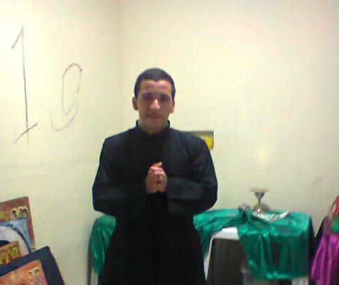 Iury, Seminarista Iury, Pacajus, Paróquia de Pacajus