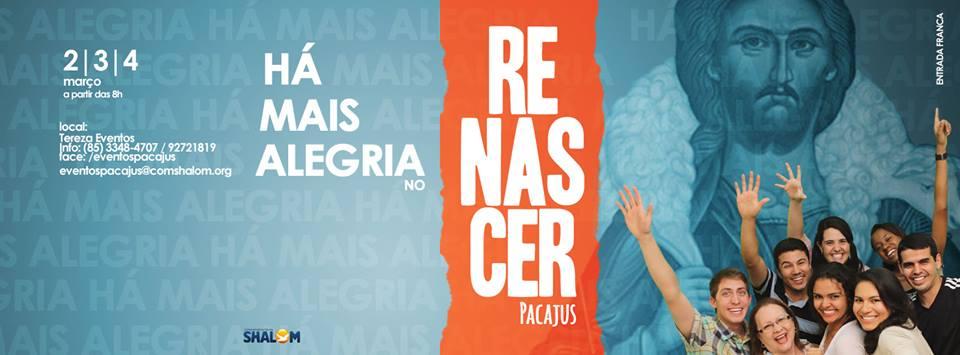 renascer, carnaval renascer, pacajus, paróquia de pacajus, cidade de Pacajus, Carnaval em Pacajus