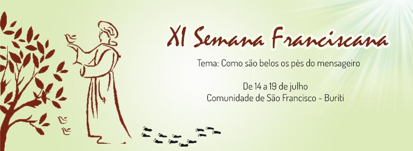 Semana Franciscana Pacajus, Paróquia de Pacajus, Buriti Pacajus, Igreja em Pacajus