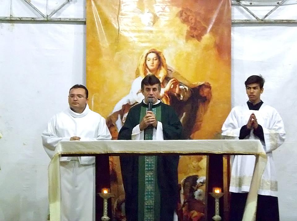 Igreja Mãe, Paróquia de Pacajus, Pacajus