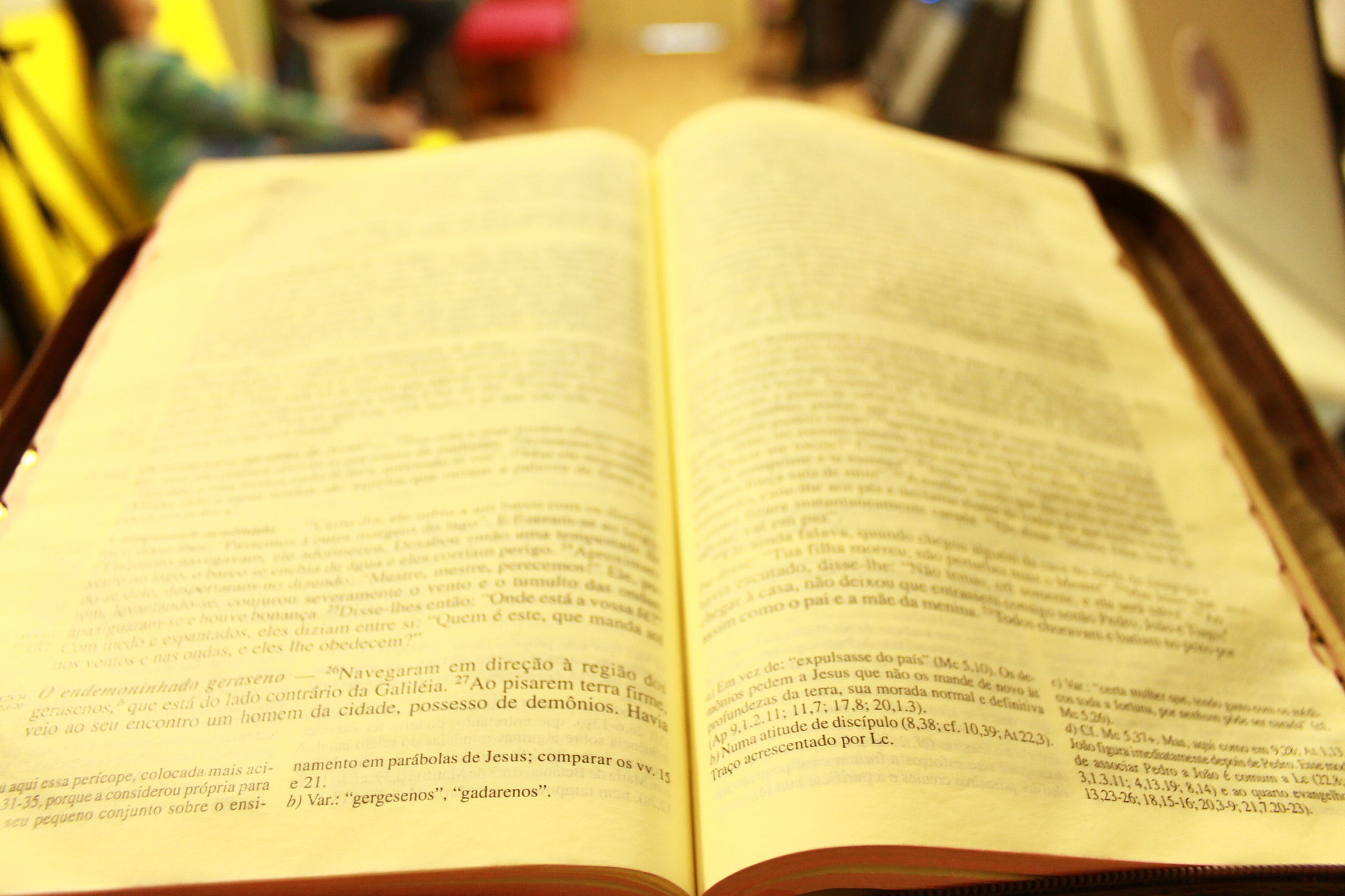 Bíblia, Paróquia de Pacajus, Mês da Bíblia, Igreja em Pacajus