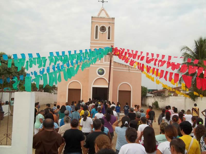 Semana Franciscana em Pacajus, Paróquia de Pacajus, Pacajus, Buriti Pacajus