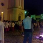 Missa em Pacajus, Igreja em Pacajus, Paróquia de Pacajus