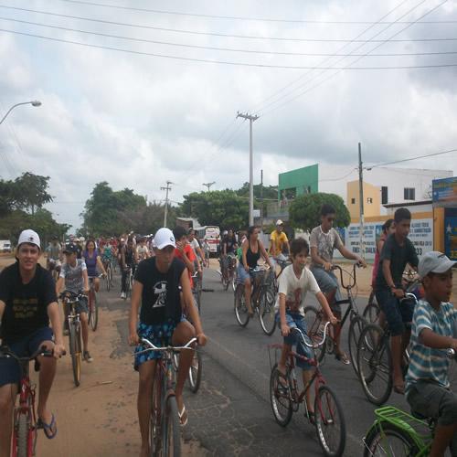 Festa da Padroeira em Pacajus, Padroeira de Pacajus, Paróquia de Pacajus, Pacajus