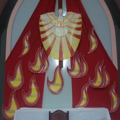 Pentecostes em Pacajus, Igreja em Pacajus, Paróquia de Pacajus, Pacajus