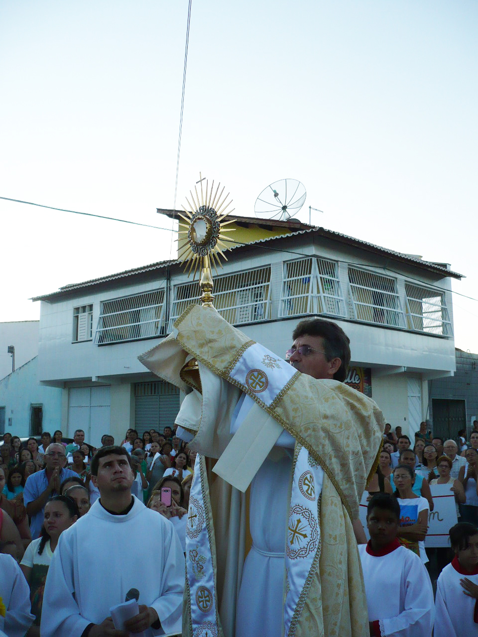 Corpus Christi em Pacajus