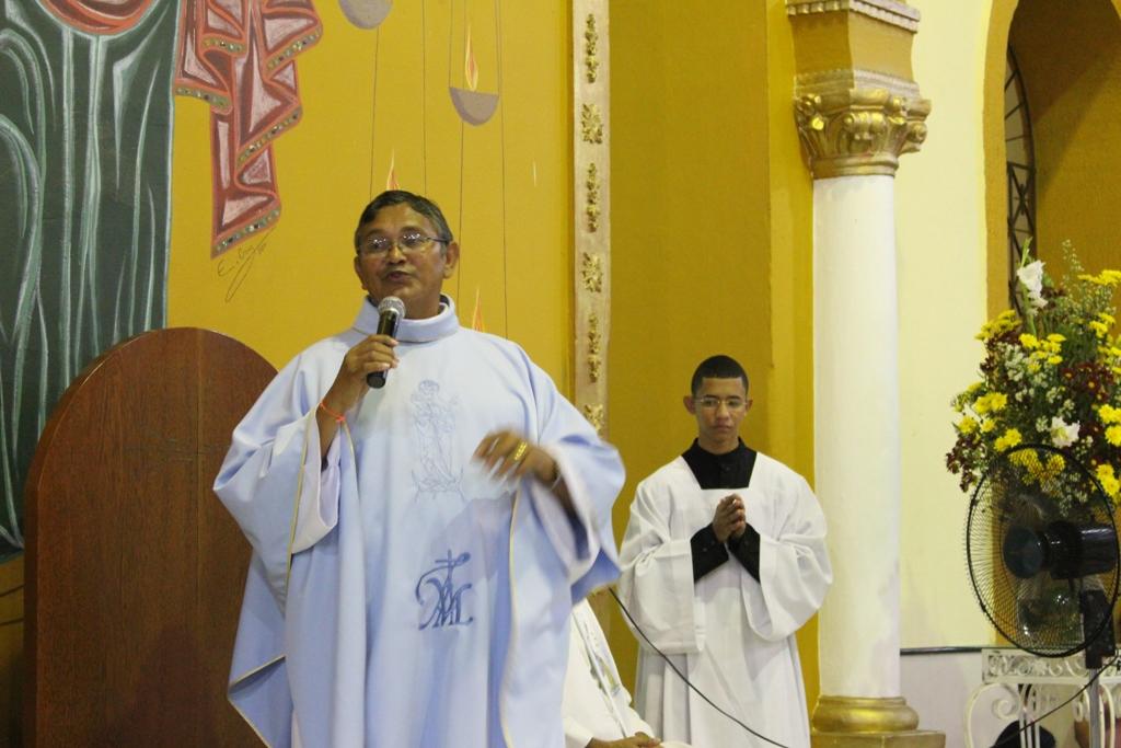 Igreja em Pacajus, Paróquia de Pacajus, 75 anos da paróquia de Pacajus