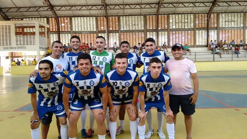 Equipe de Futsal da Paróquia de Pacajus
