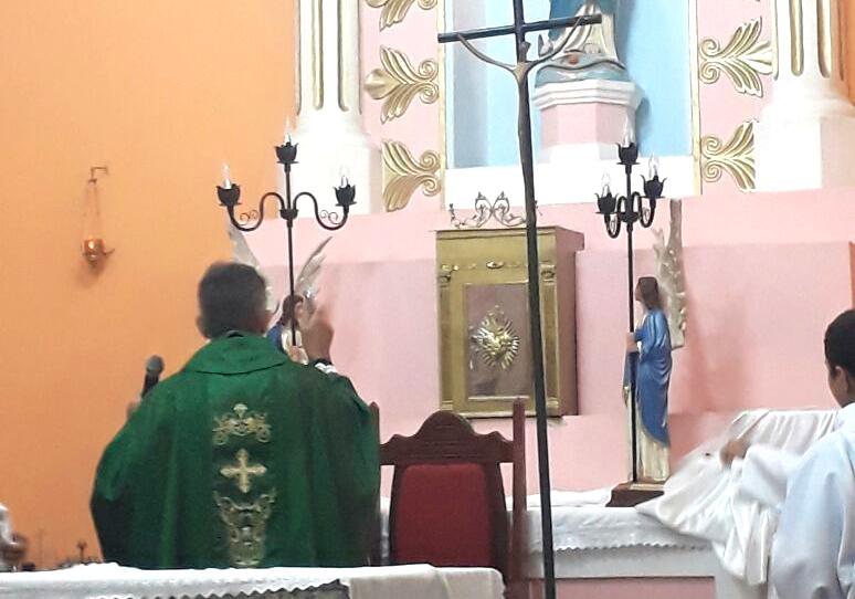 entronizacao-igrejamae-paroquia-pacajus