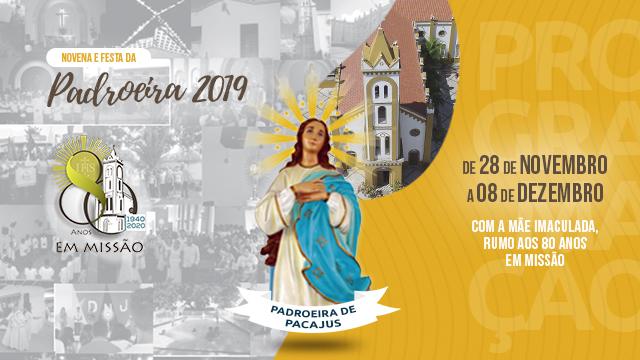 Festa da Padroeira de Pacajus 2019