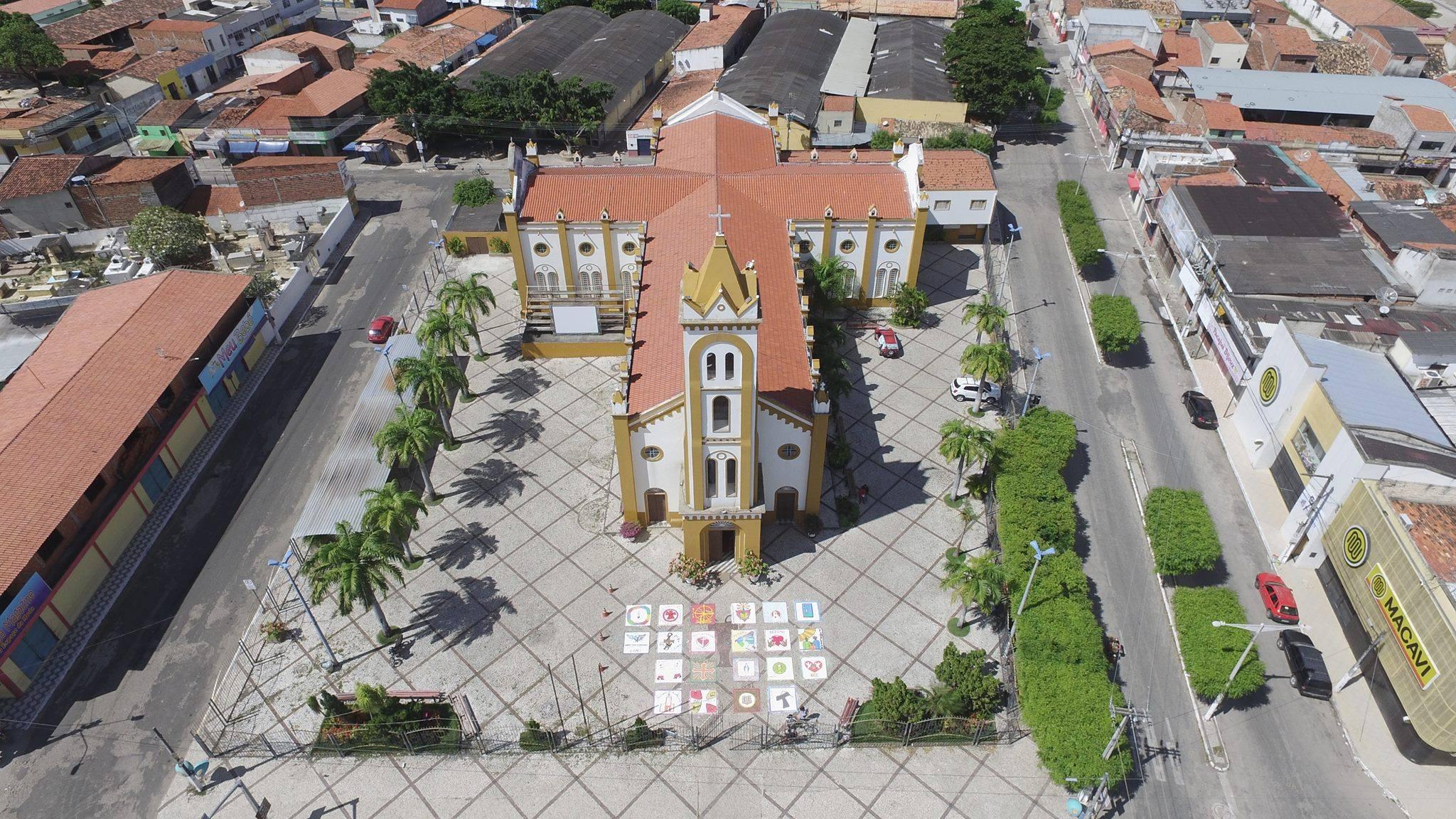 Semana Santa em Pacajus - Lava pés católico